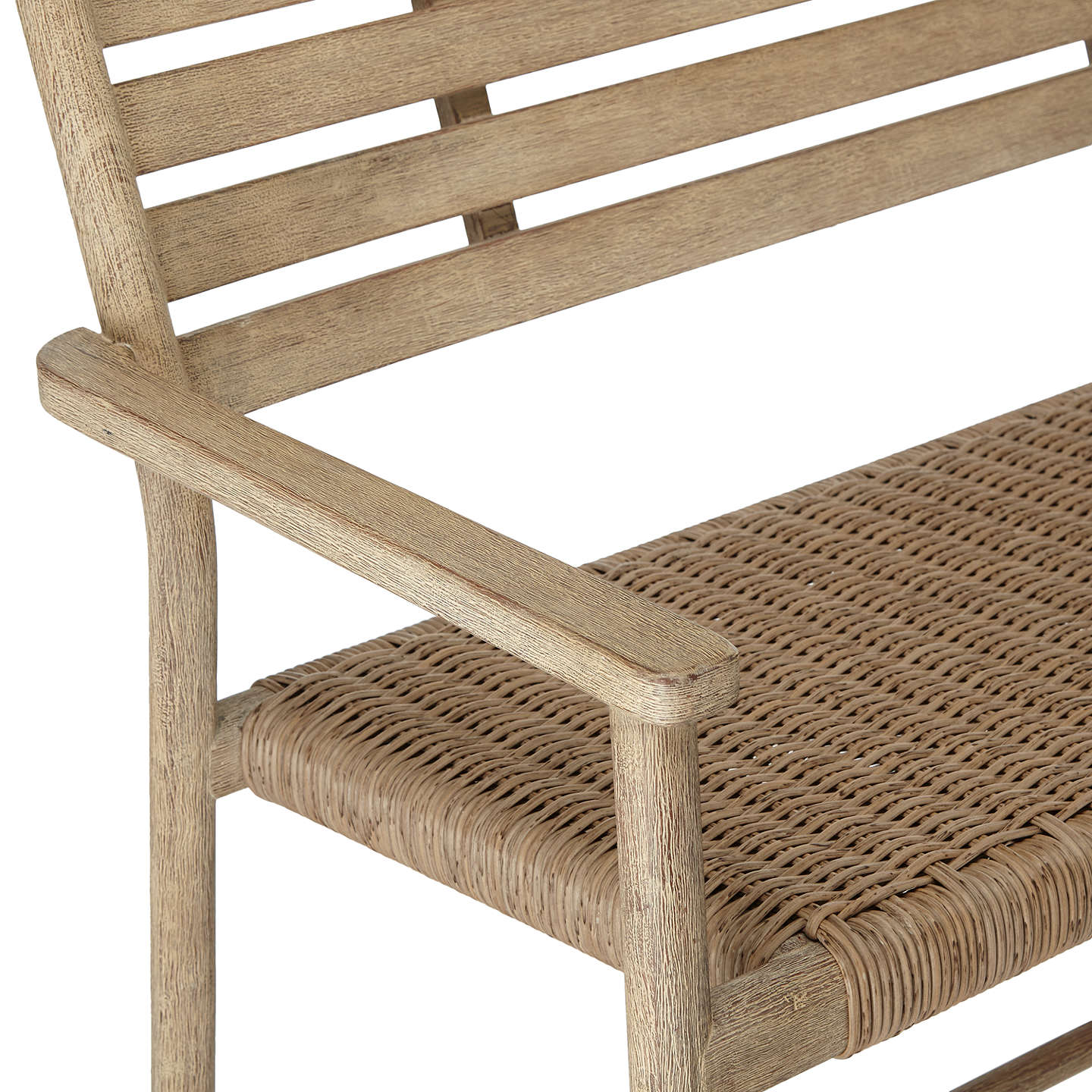 Croft collection islay garden bench fsc certified for Gardening tools john lewis