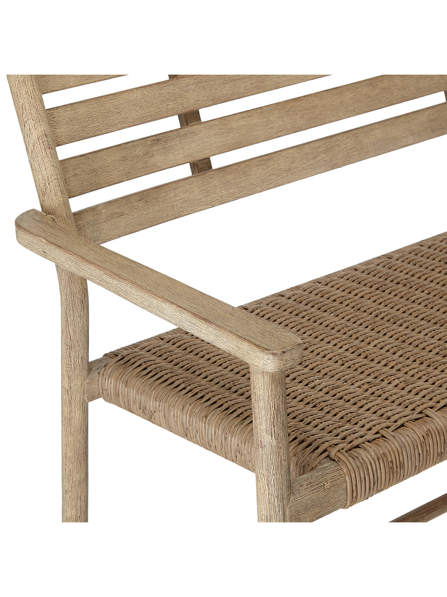 Croft Collection Islay Garden Bench, FSC-Certified (Eucalyptus ...