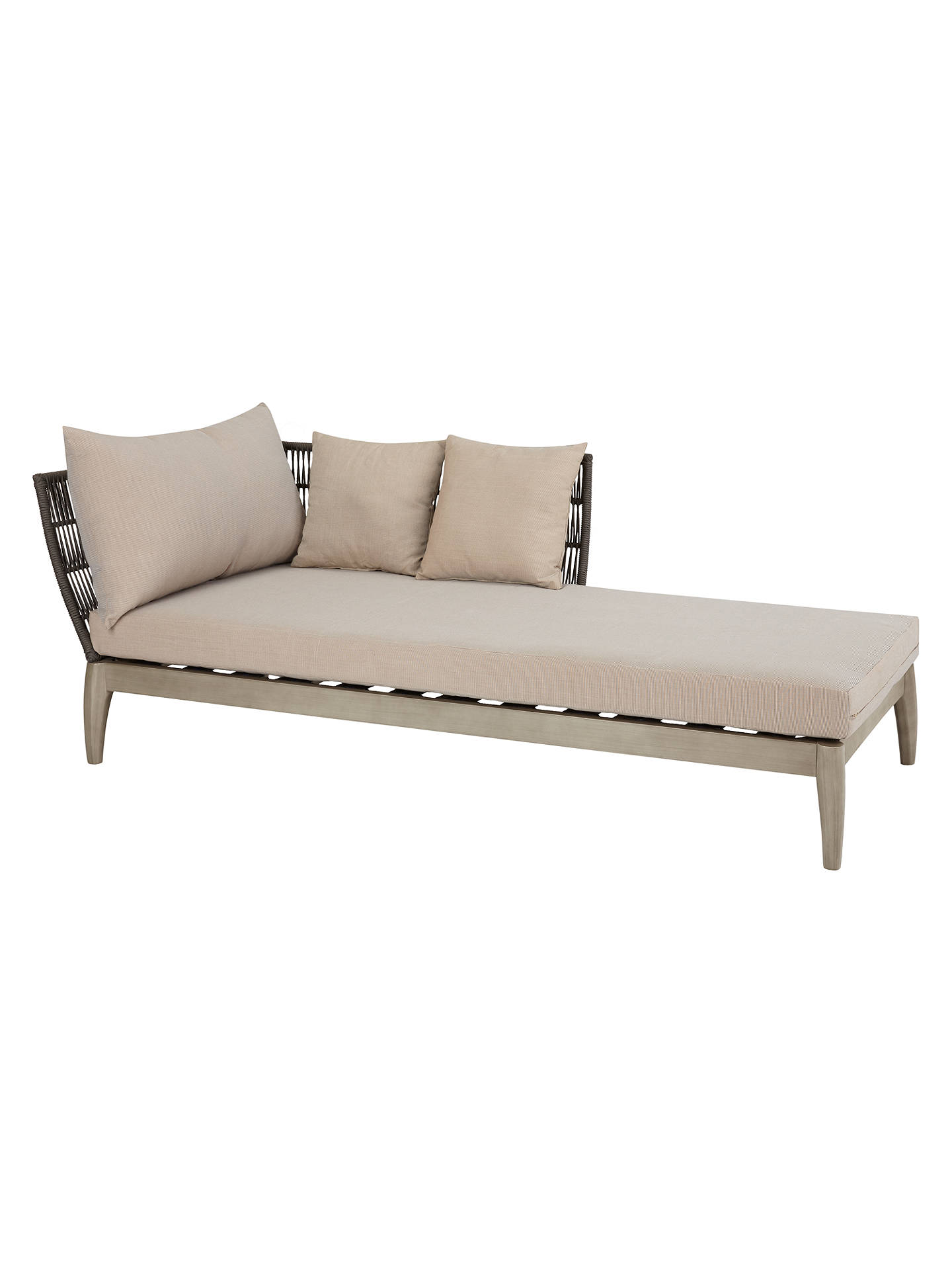 Merveilleux BuyJohn Lewis Ariel Garden Chaise Lounging Chair Online At Johnlewis.com ...