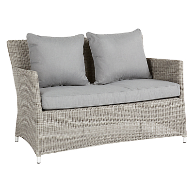 John Lewis & Partners Dante 2 Seater Outdoor Sofa