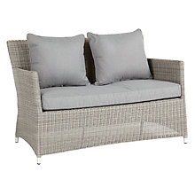 Buy John Lewis Dante 2 Seater Outdoor Sofa Online at johnlewis.com