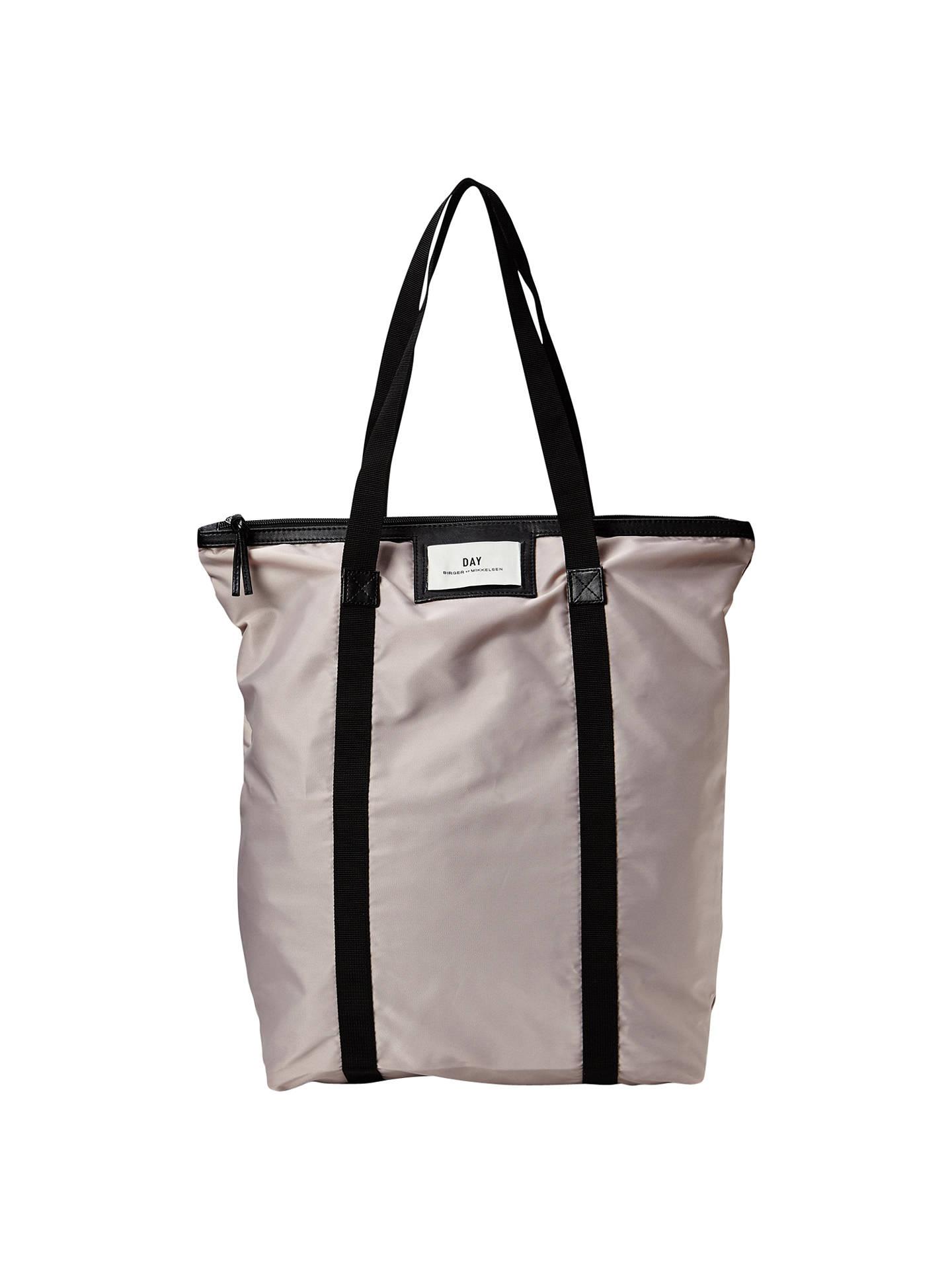 faed301c Buy Et DAY Birger et Mikkelsen Gweneth Tote Bag, Pink Online at  johnlewis.com ...