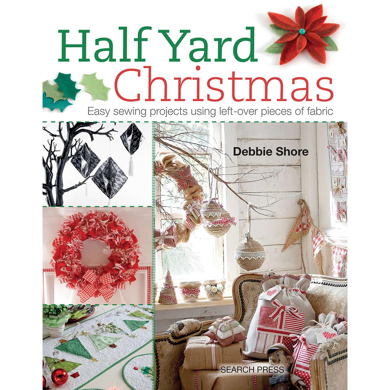 Buyhalf Yard Christmas Book By Debbie Shore Online At Johnlewiscom