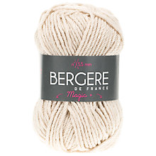 Buy Bergere De France Magic+ Aran Wool Mix Yarn, 50g Online at johnlewis.com