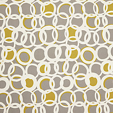 Buy Scion Zsa Zsa Furnishing Fabric, Stone / Spill / Gull Online at johnlewis.com