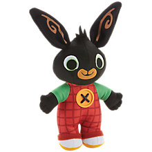 Buy Fisher-Price Bing Bunny Bing Plush Soft Toy Online at johnlewis.com