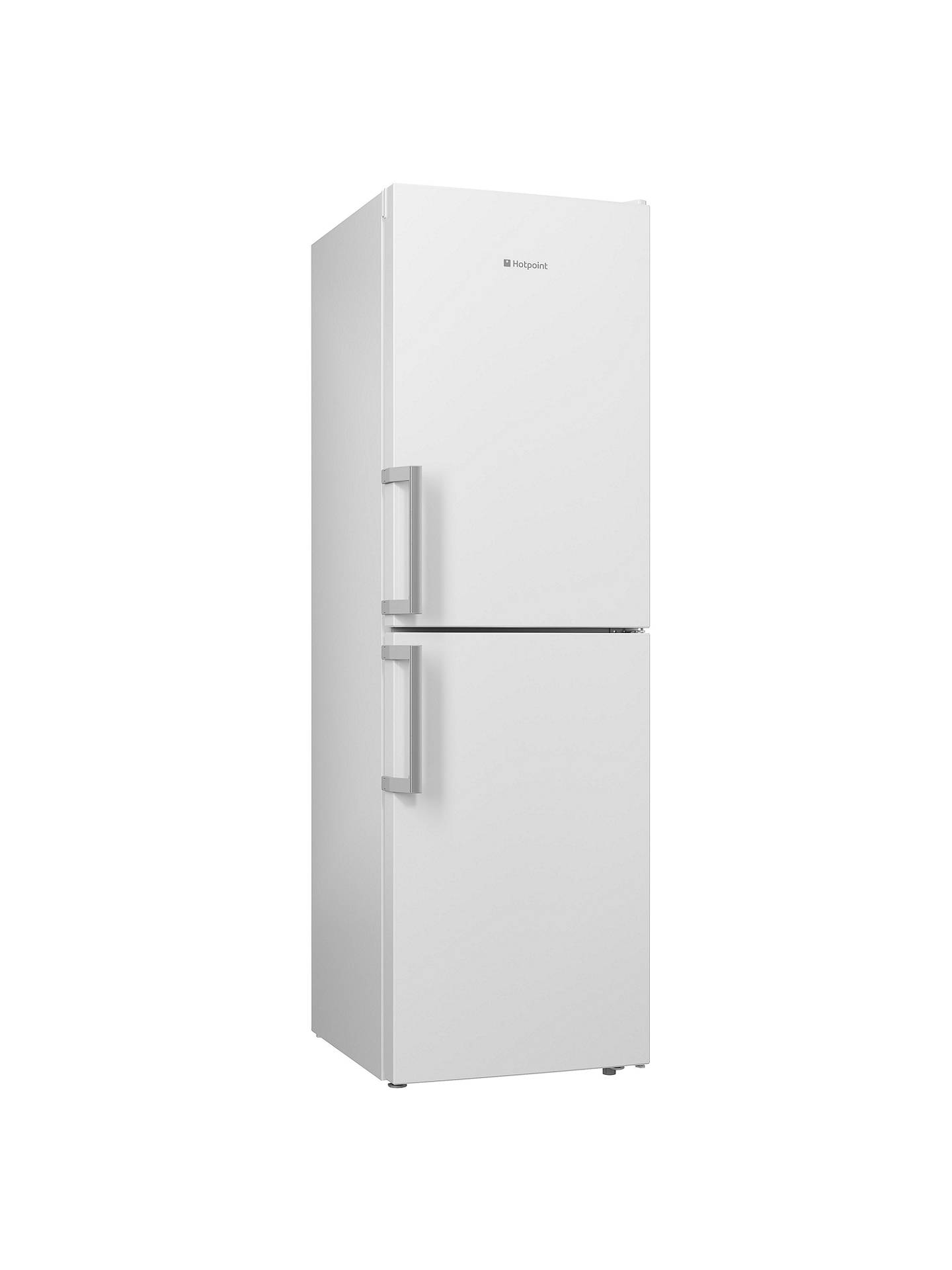 Hotpoint XUL85T3UWOJH Freestanding Ultima Combi Fridge Freezer, A+++ Energy  Rating, 60cm Wide, White