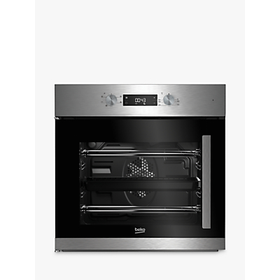Beko BIF22300XL Built In Electric Single Oven, Stainless Steel Review thumbnail