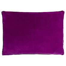 Buy Designers Guild Cassia Velvet Cushion Online at johnlewis.com