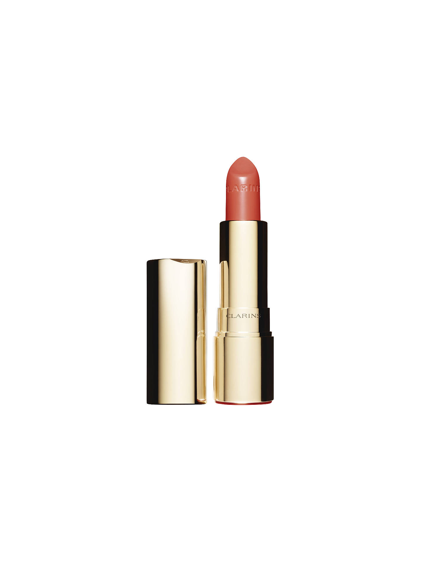 BuyClarins Joli Rouge Lipstick, Papaya Online at johnlewis.com