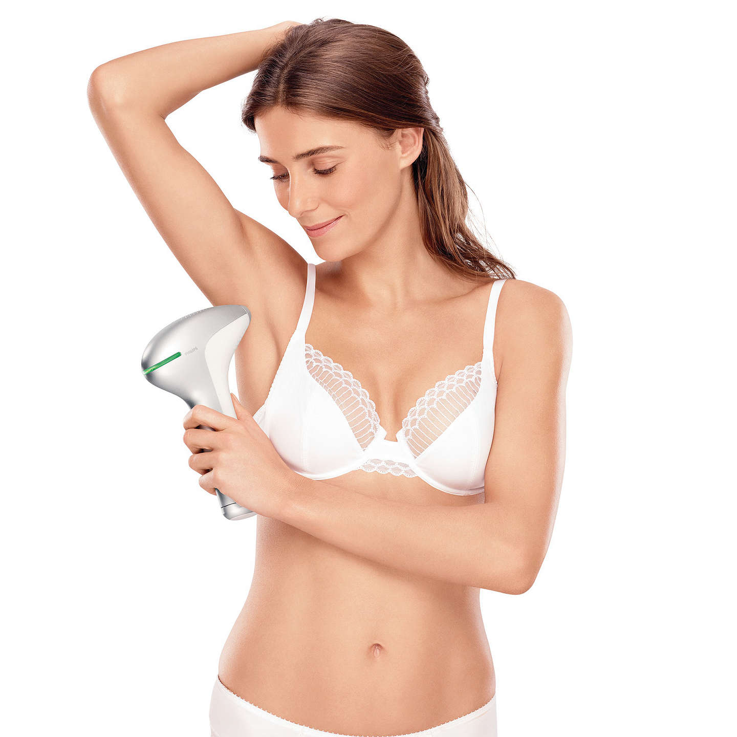 Philips Sc2007 00 Lumea Ipl Hair Removal System White At
