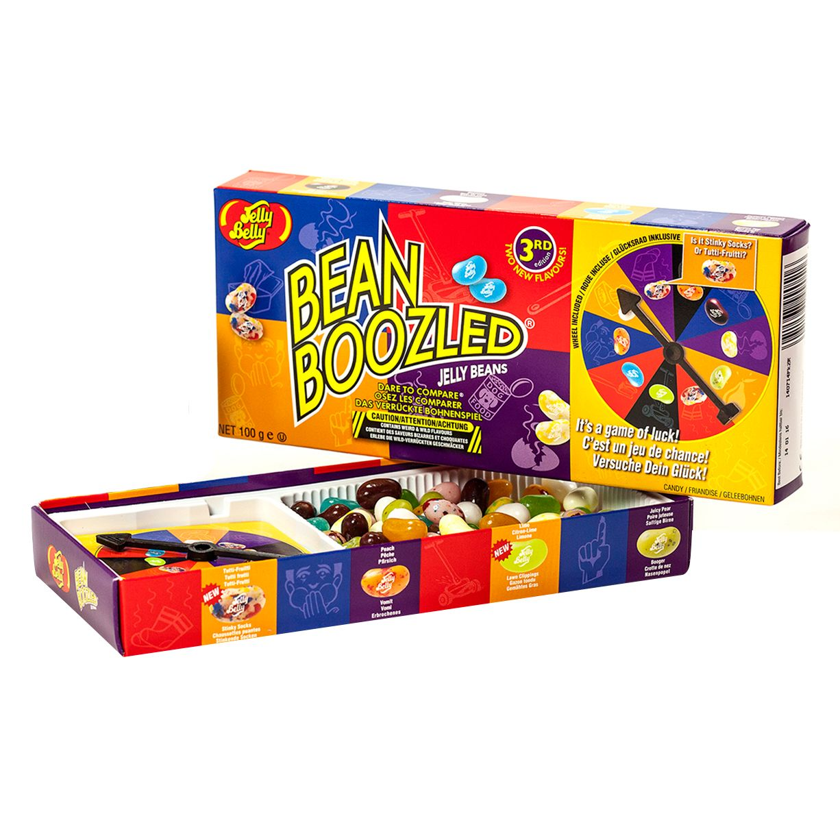 Jelly Belly Jelly Belly Beanboozled Spin