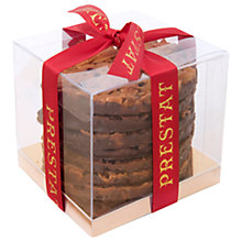 Buy Prestat, Chocolate Covered Florentine, 225g Online at johnlewis.com