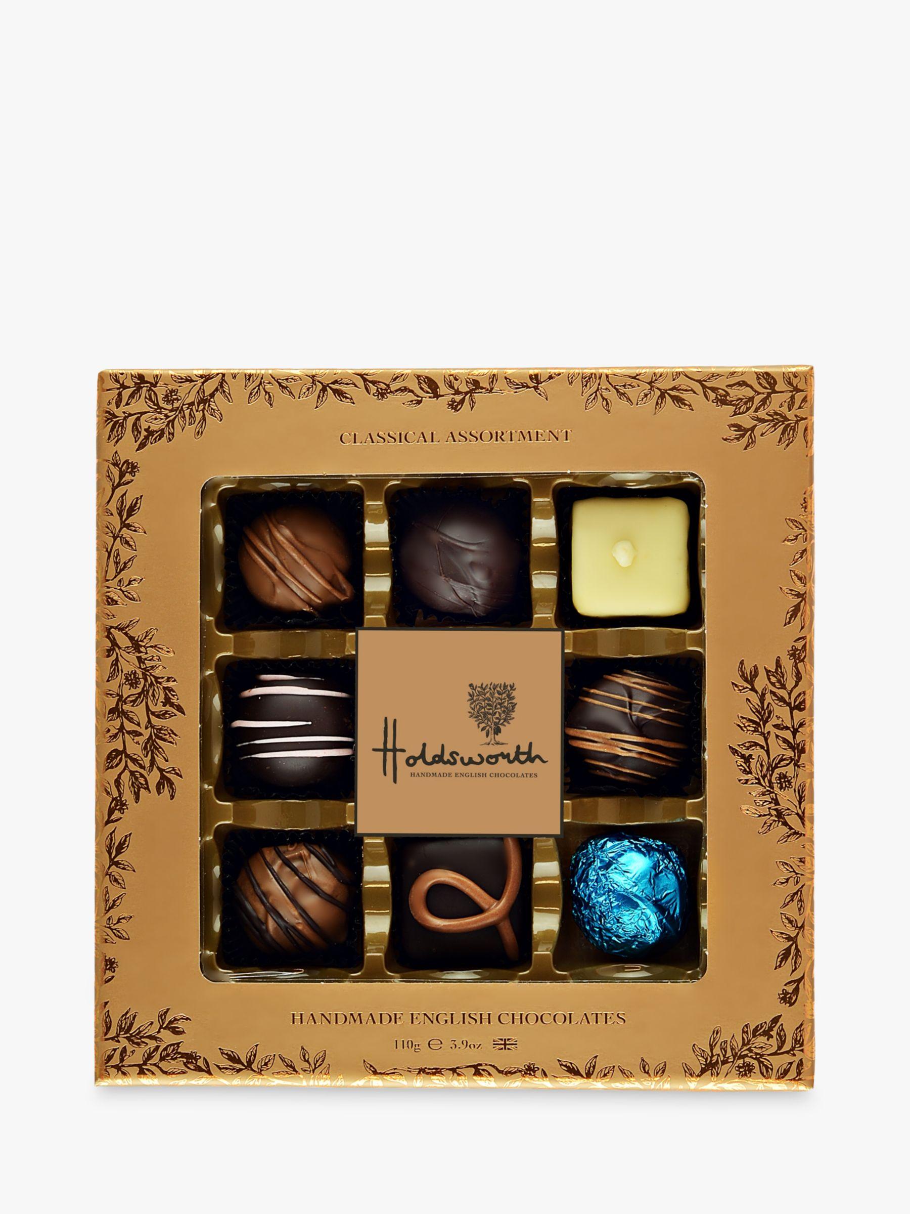 Holdsworth Holdsworth, Window Box Assorted Chocolates, 110g