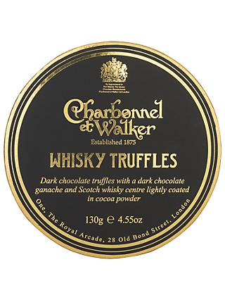 Charbonnel et Walker, Whisky Truffle, 130g