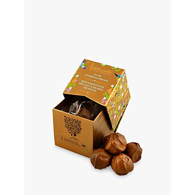 Image of Holdsworth's Gold Mini Cube Salted Caramel Truffles