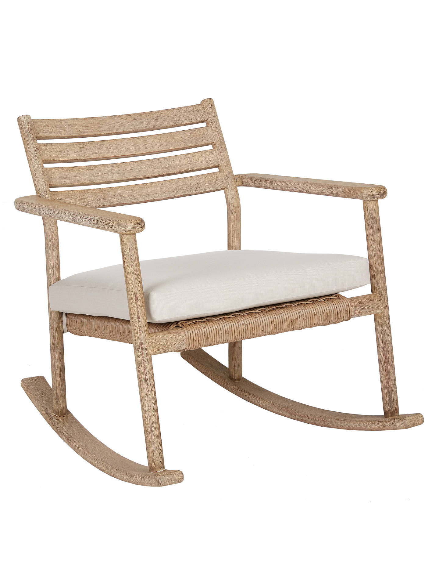 Cool Croft Collection Islay Garden Rocking Chair Fsc Certified Eucalyptus Natural Squirreltailoven Fun Painted Chair Ideas Images Squirreltailovenorg