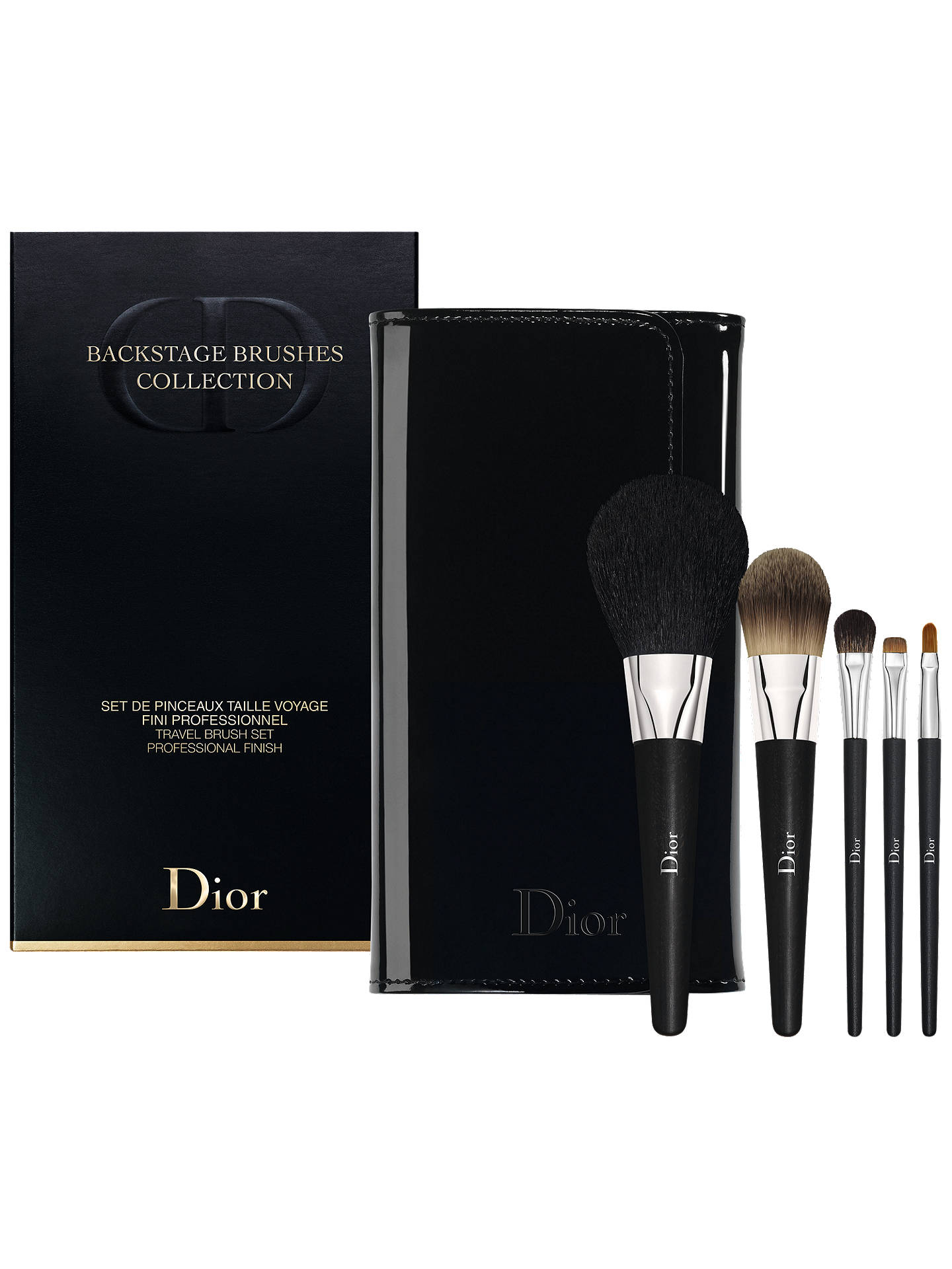 cb2a28b5 Dior Backstage Brushes Gift Set at John Lewis & Partners