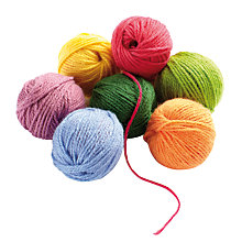 Buy Bergere De France Small Yarns, Pack of 8, Assorted Brights Online at johnlewis.com