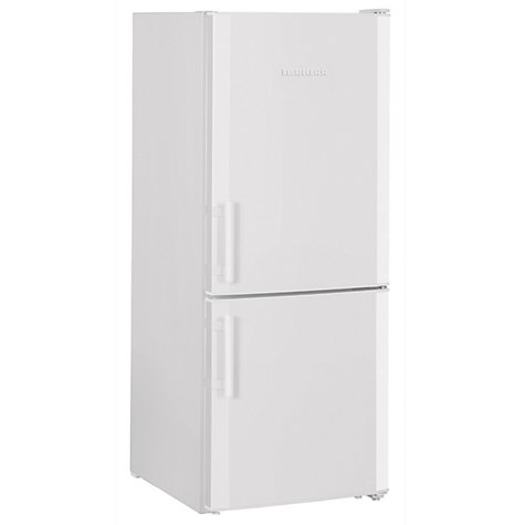 Buy Liebherr CU2311 Freestanding Fridge Freezer, A++ Energy Rating, 55cm Wide, White Online at johnlewis.com