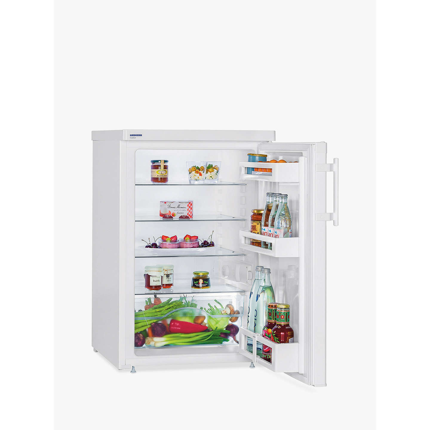 BuyLiebherr TP 1410 Comfort Undercounter Larder Fridge, A++ Energy Rating, 55cm Wide, White Online at johnlewis.com