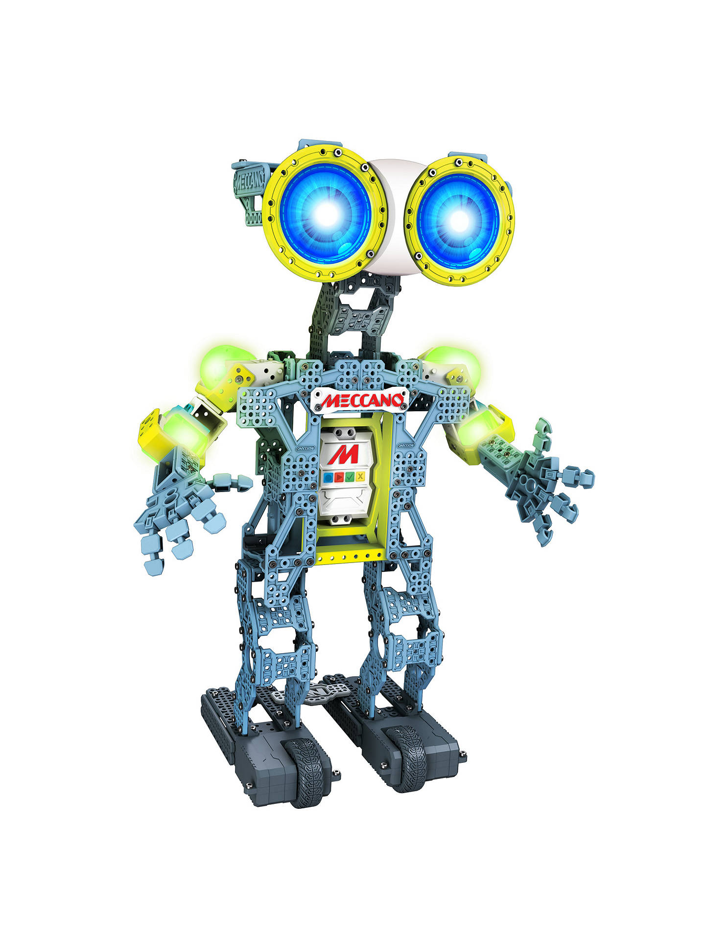 Meccano Tech Meccanoid G15 Personal Robot At John Lewis Partners