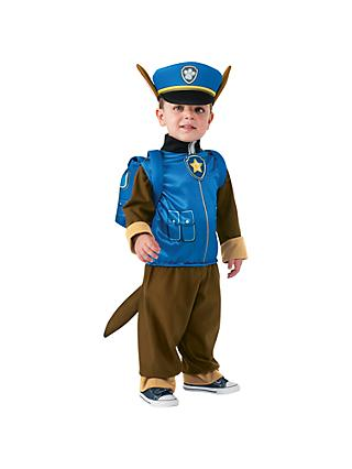 Paw Patrol Chase Dressing-Up Costume, 3-4 Years