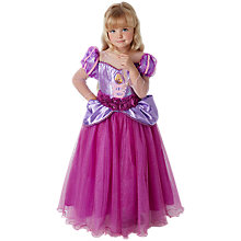 Buy Disney Princess Rapunzel Costume, M (5-6 yrs) Online at johnlewis.com