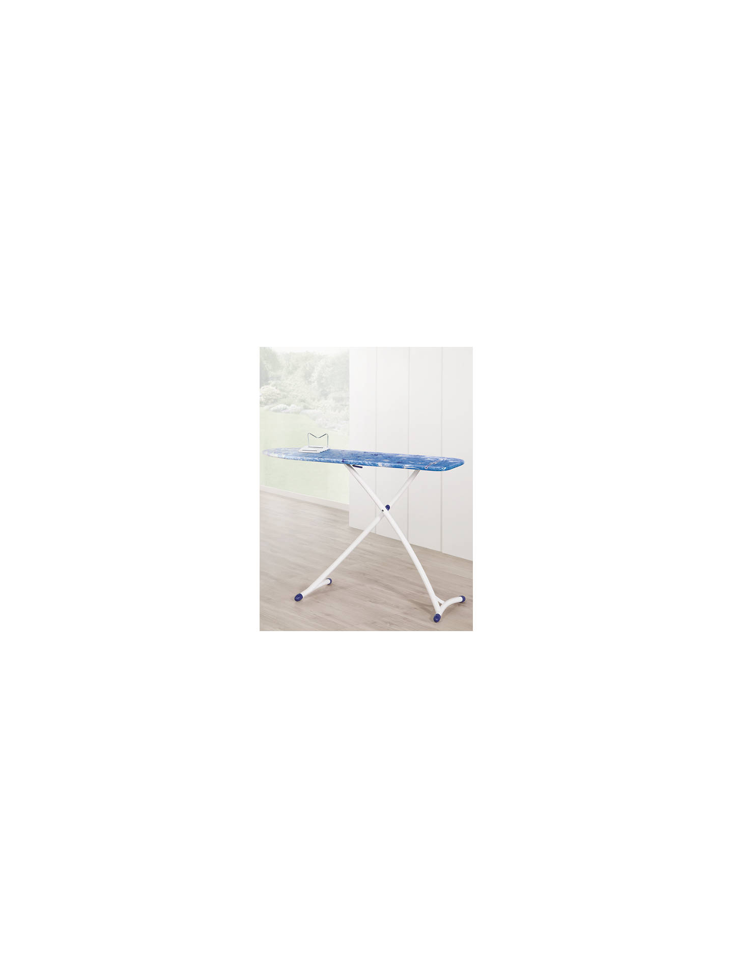 Buy Leifheit Airboard Deluxe Extra Large Ironing Board Online at johnlewis.com