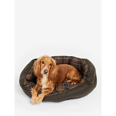Image of Barbour Wax/Cotton Dog Bed 35