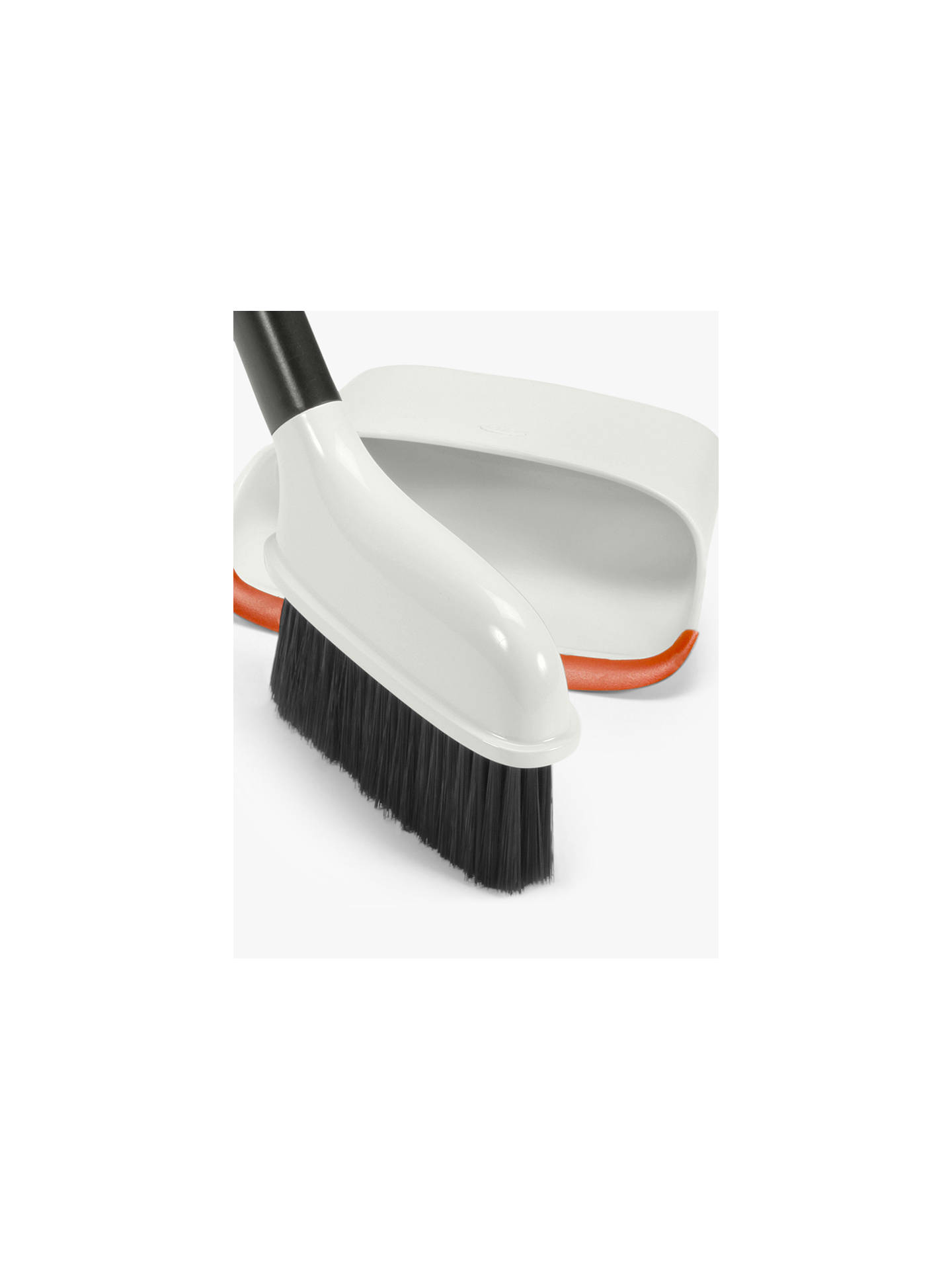 BuyOXO Good Grips Compact Dustpan and Brush Set Online at johnlewis.com