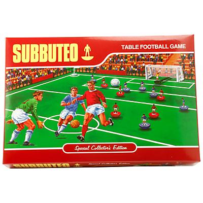 Image of Subbuteo Retro Table Football Game