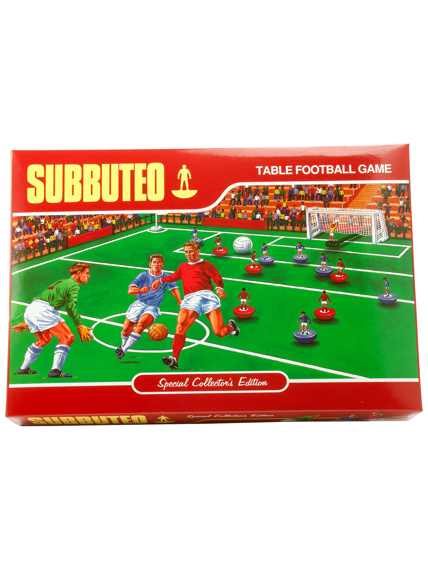 Buy Subbuteo Retro Table Football Game Online at johnlewis.com