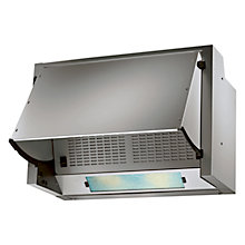 Buy Beko CEB6020S Integrated Cooker Hood, Stainless Steel Online at johnlewis.com
