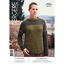 Buy Bergere De France Magic+ Women's Sweater Knitting Pattern, 70514 Online at johnlewis.com