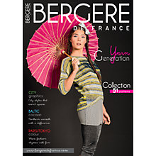 Buy Bergere De France Yarn Generation Magazine, Issue 169 Online at johnlewis.com