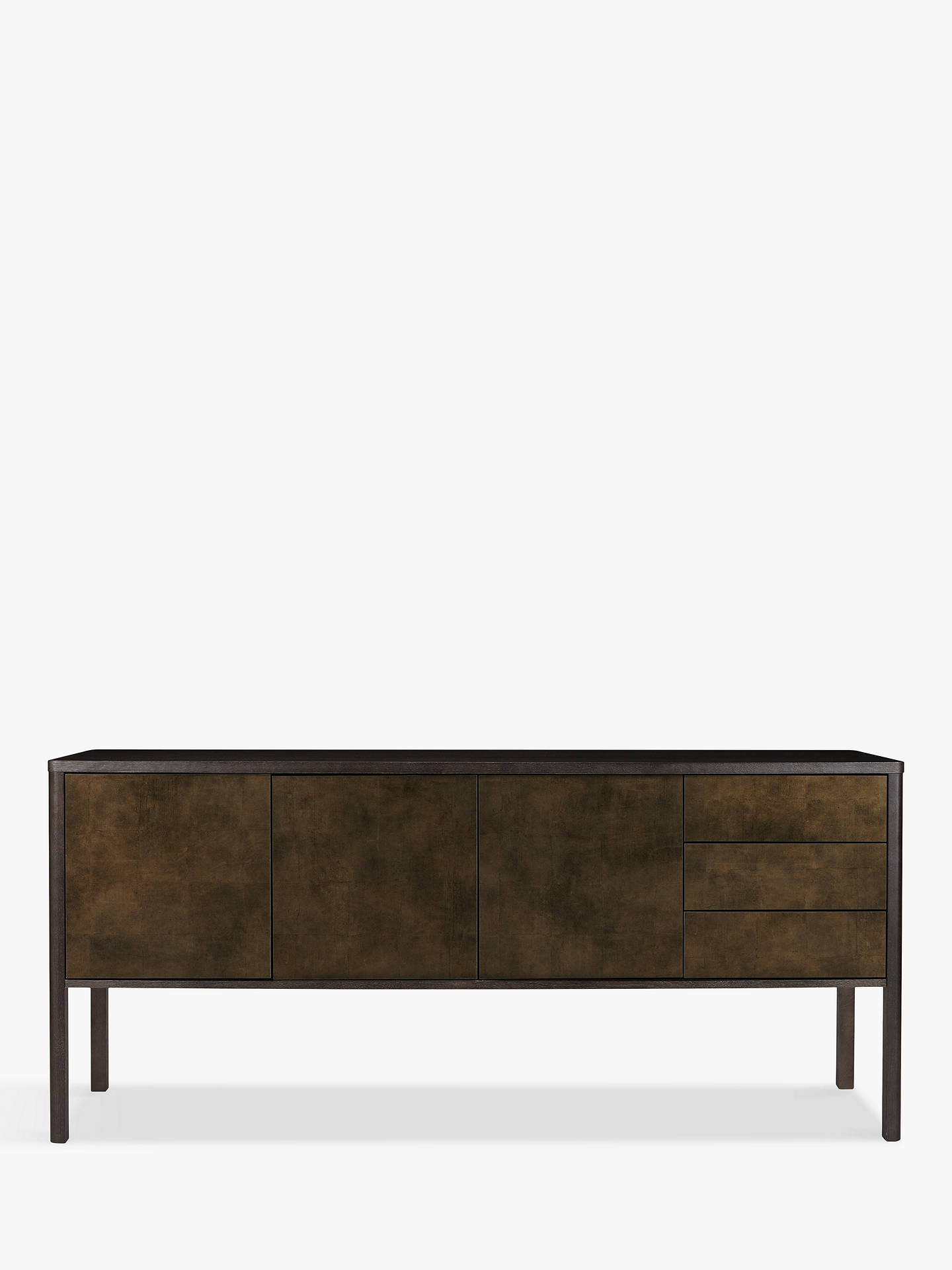 BuyJohn Lewis & Partners Lucente 3 Door/ 3 Drawer Cabinet Online at johnlewis.com