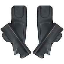 Buy Uppababy Vista 2015 Lower Car Seat Adapters Online at johnlewis.com