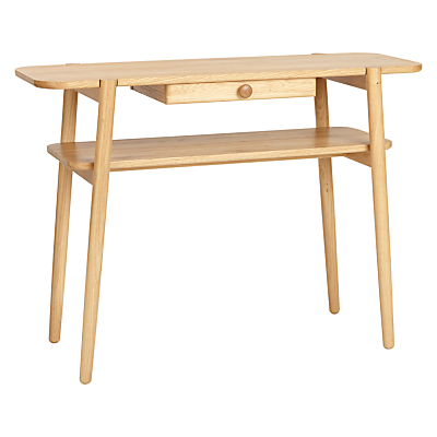 Design Project by John Lewis No.022 Console Table, Oak