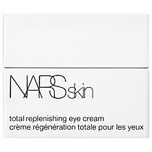 Buy NARS Total Replenishing Eye Cream, 15ml Online at johnlewis.com