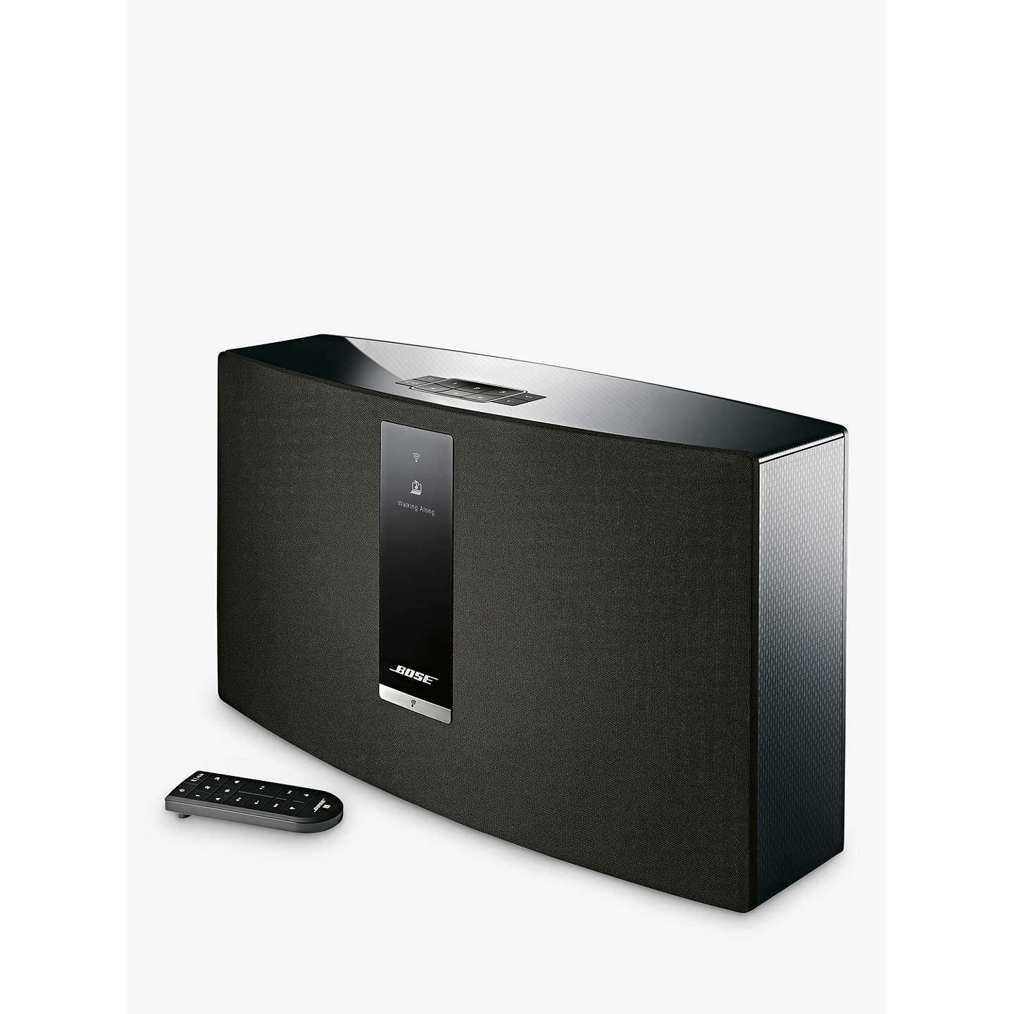 bose soundtouch 30 series iii wireless wi fi bluetooth music system at john lewis. Black Bedroom Furniture Sets. Home Design Ideas