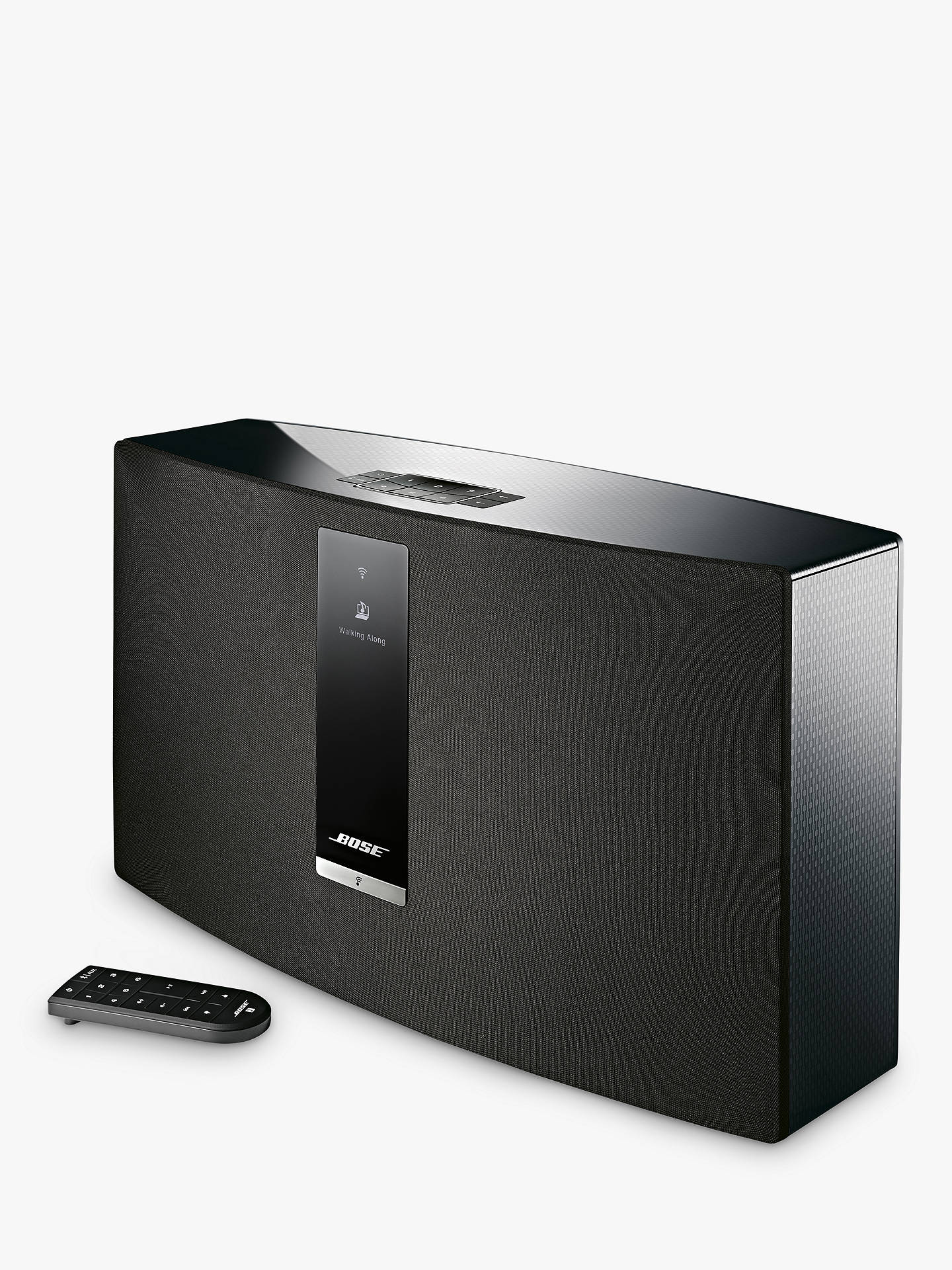 Bose® SoundTouch™ 30 Series III Wireless Wi-Fi Bluetooth Music System, Black