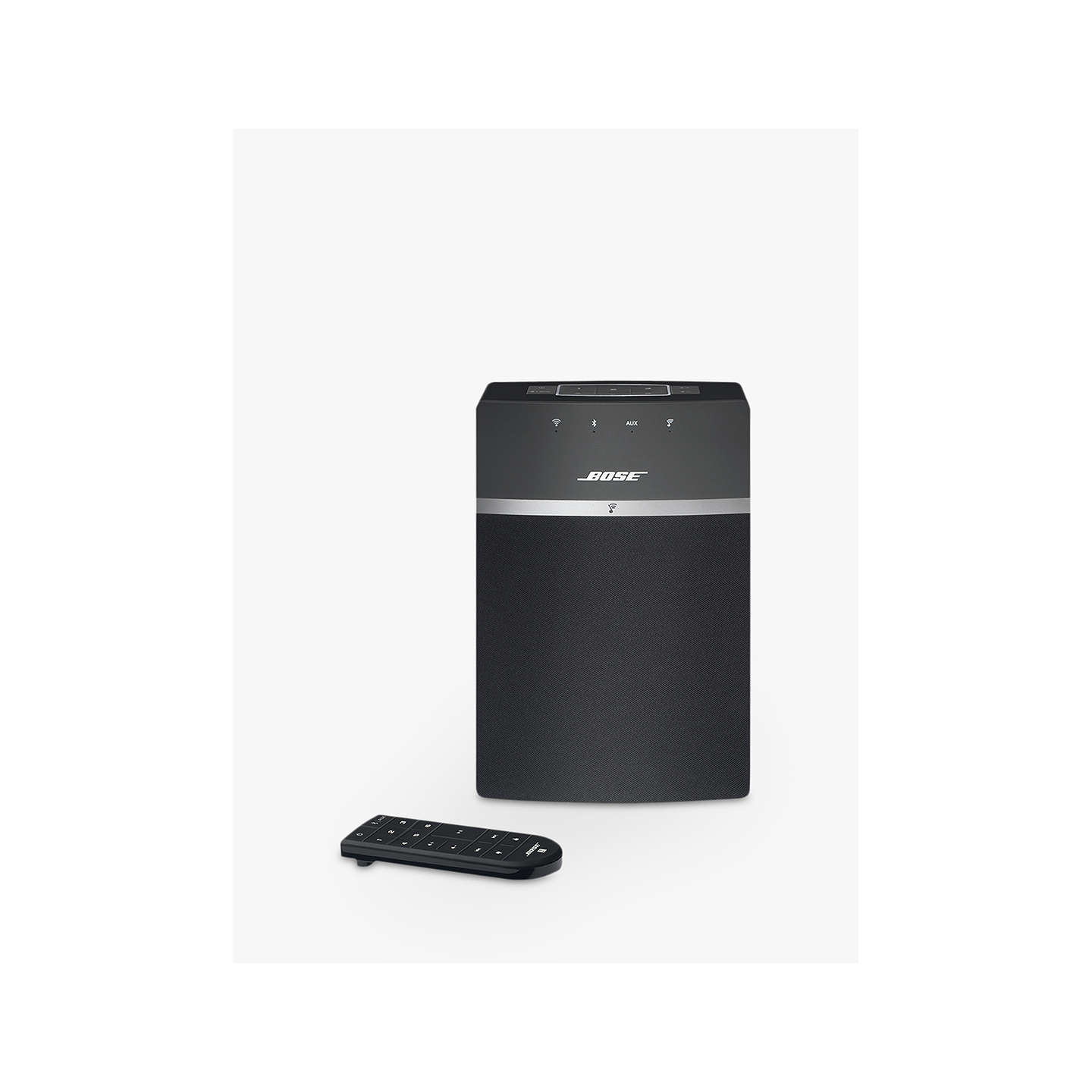 bose soundtouch 10 wireless wi fi bluetooth music system. Black Bedroom Furniture Sets. Home Design Ideas