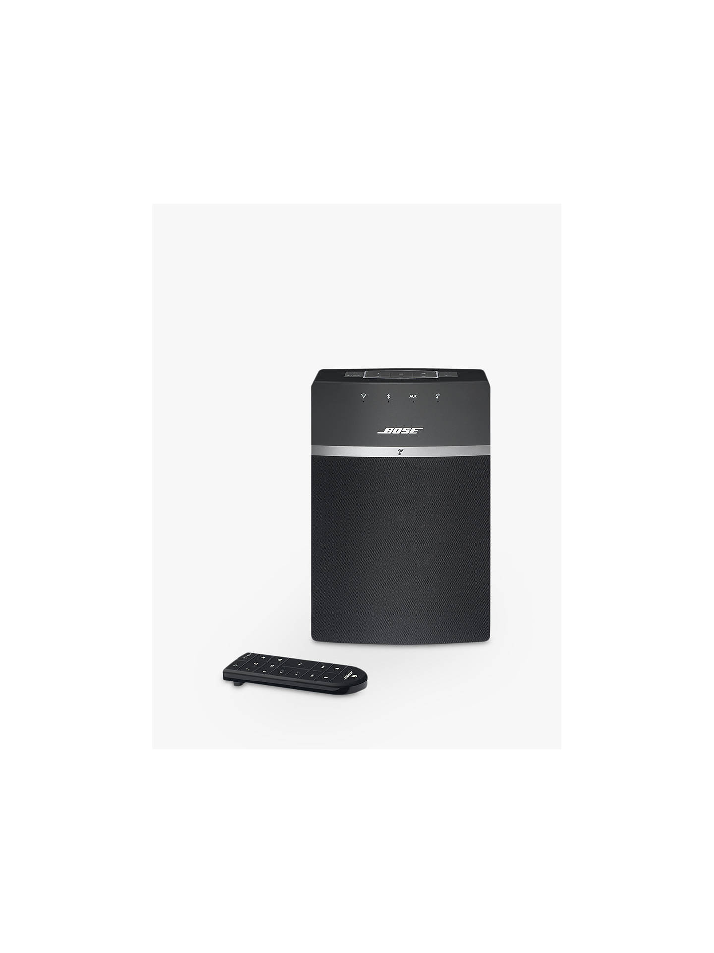bose soundtouch 10 how to connect bluetooth
