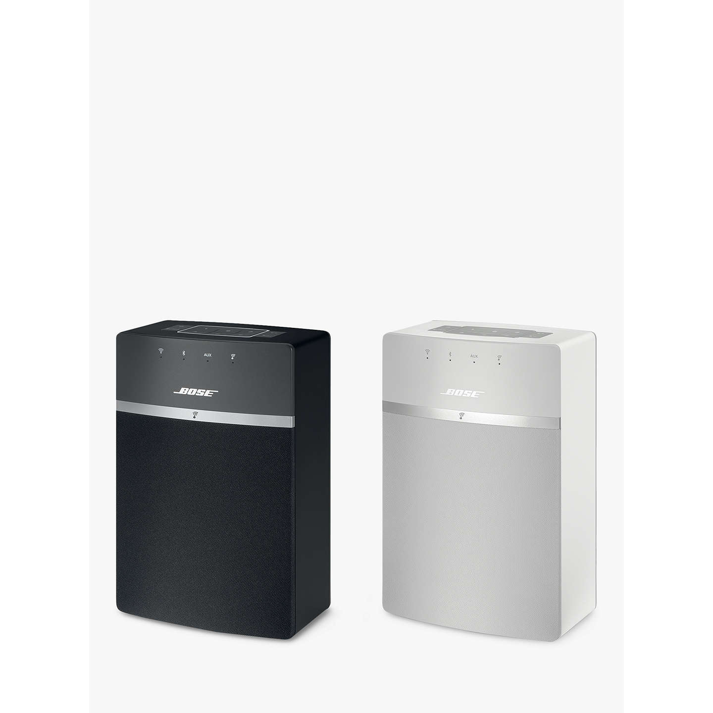 Bose® SoundTouch™ 10 Wireless Wi-Fi Bluetooth Music System At John Lewis
