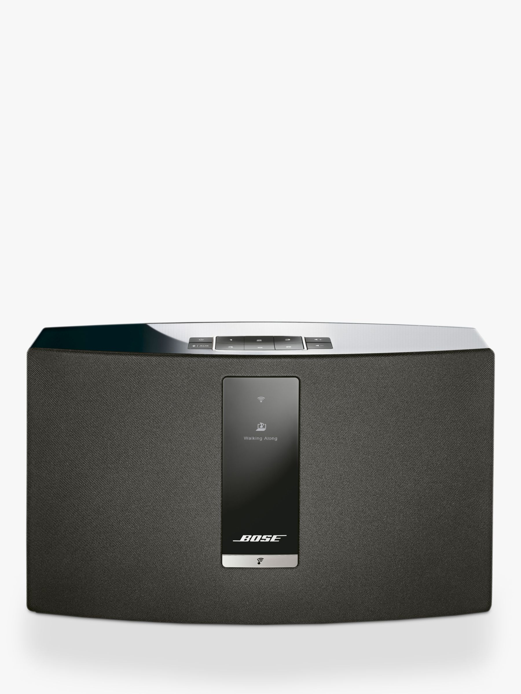 Bose® SoundTouch™ 20 Series III Wireless Wi-Fi Bluetooth Music System, Black