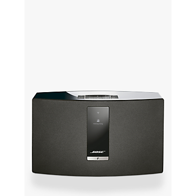 Image of Bose SoundTouch 20 Series III Wireless Music System in Black