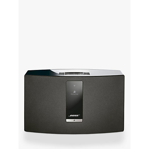buy bose soundtouch 20 series iii wireless wi fi bluetooth music system john lewis. Black Bedroom Furniture Sets. Home Design Ideas