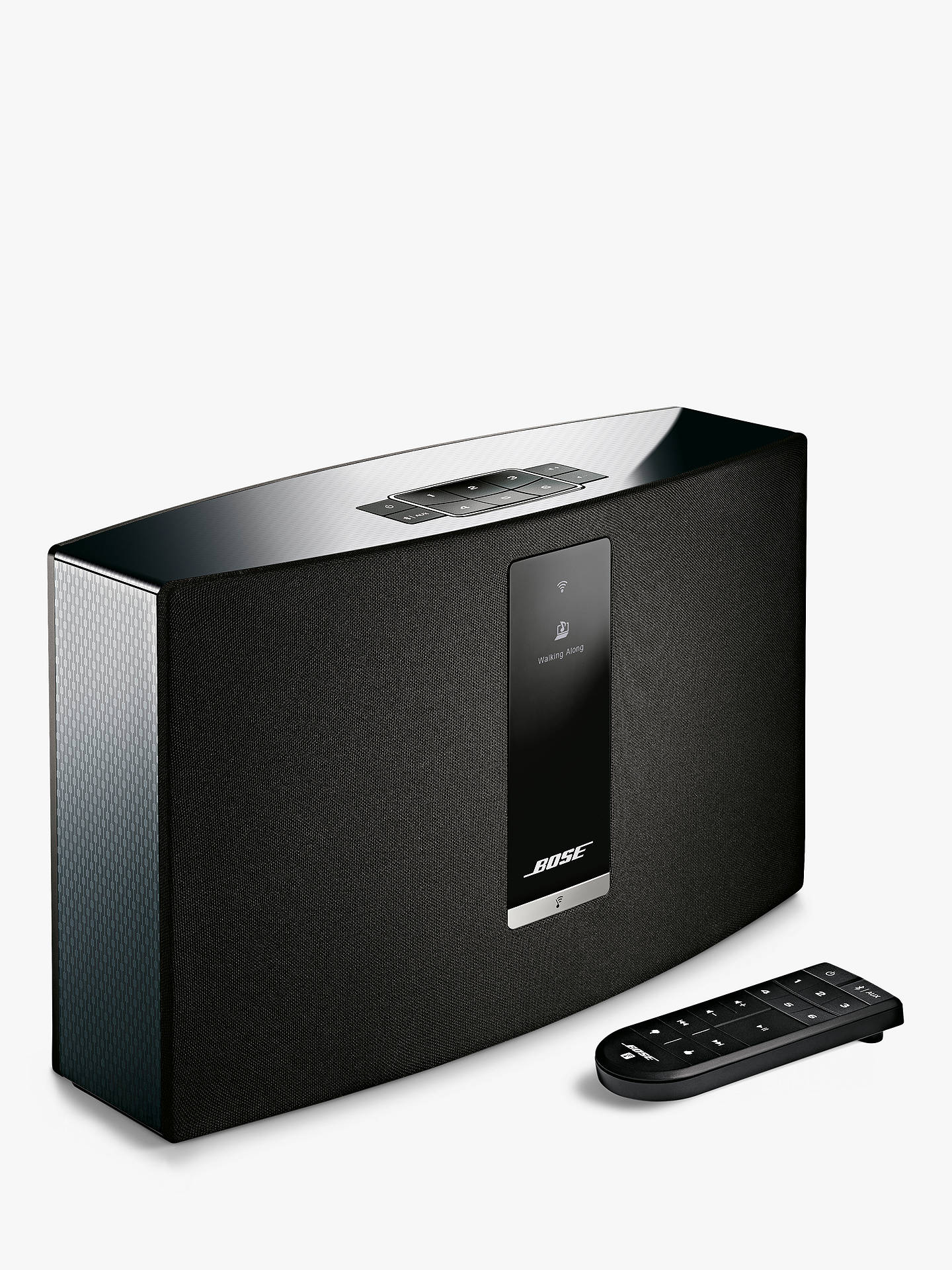 BuyBose® SoundTouch™ 20 Series III Wireless Wi-Fi Bluetooth Music System, Black Online at johnlewis.com