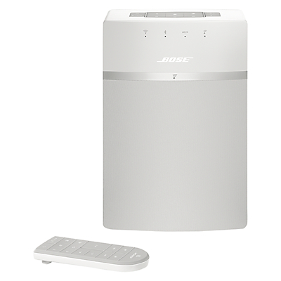 Image of Bose SoundTouch 10 Wireless Music System in White